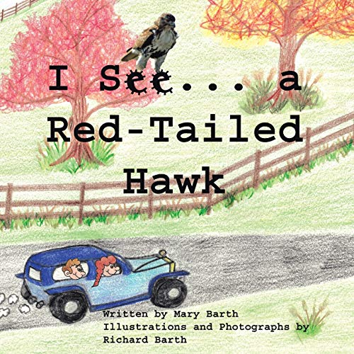 9781481725545: I See . . . a Red-Tail Hawked