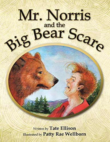 9781481745796: Mr. Norris and the Big Bear Scare