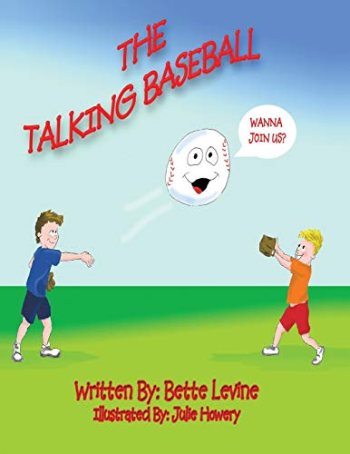 The Talking Baseball: Bette Levine