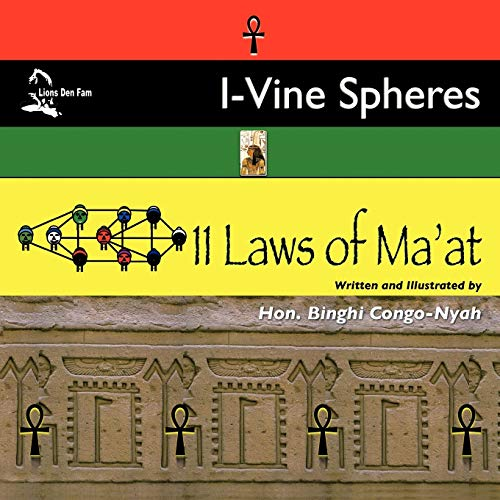9781481781145: I-Vine Spheres: 11 Laws of Ma'at