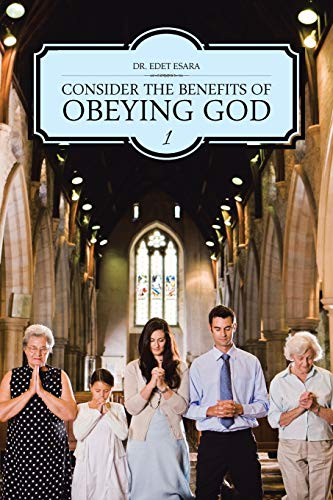 9781481781534: Consider the Benefits of Obeying God: 1