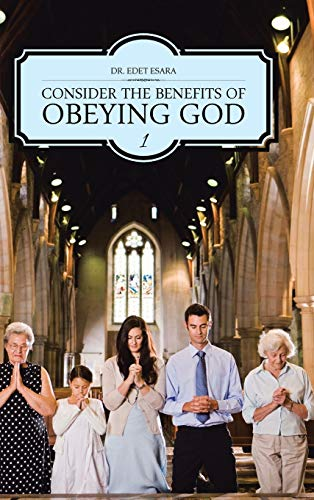 9781481781558: Consider the Benefits of Obeying God: 1