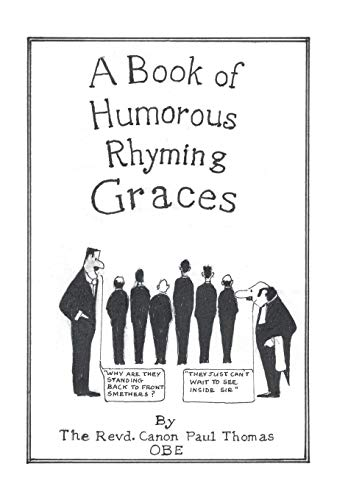 9781481794602: A Book of Humorous Rhyming Graces