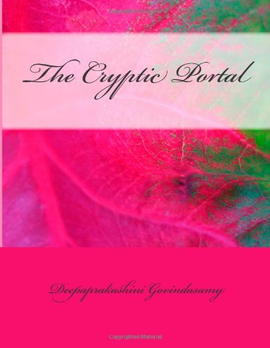 9781481801508: The Cryptic Portal