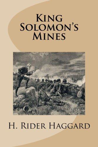 9781481802970: King Solomon's Mines