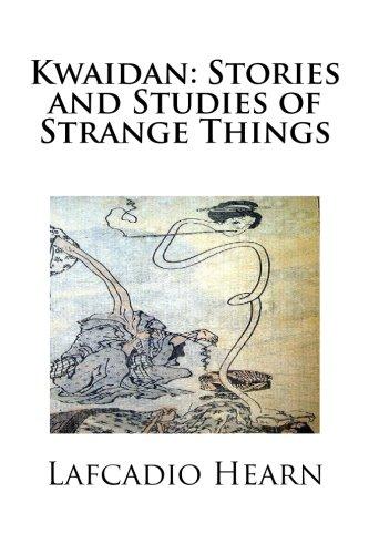 9781481810586: Kwaidan: Stories and Studies of Strange Things