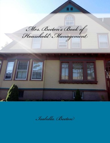 9781481815260: Mrs. Beeton's Book of Household Management