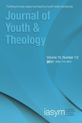 9781481817219: Journal of Youth and Theology (Volume 10)
