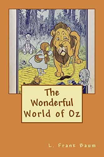 9781481822862: The Wonderful World of Oz
