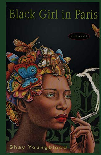 9781481824903: Black Girl in Paris