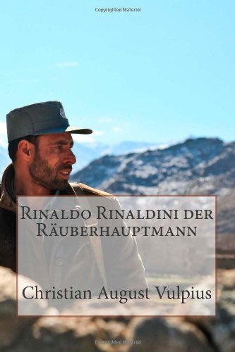 9781481837361: Rinaldo Rinaldini der Räuberhauptmann