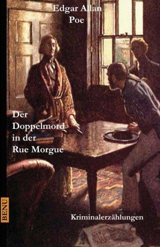 9781481843270: Der Doppelmord in der Rue Morgue: Kriminalerzählungen (German Edition)