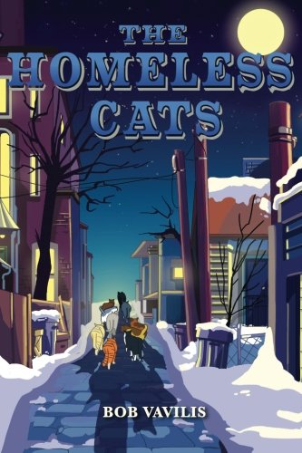 9781481851299: The Homeless Cats