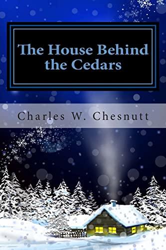 9781481862080: The House Behind the Cedars