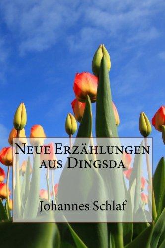 9781481868334: Neue Erzählungen aus Dingsda (German Edition)