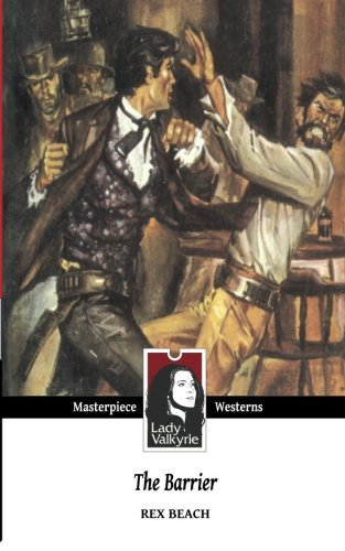 9781481871228: The Barrier (Lady Valkyrie Westerns)
