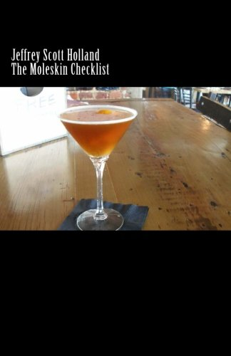9781481877657: The Moleskin Checklist