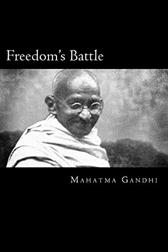 9781481878296: Freedom's Battle: Being A comprehensive Collection Of Writings And Speeches On The Present Situation