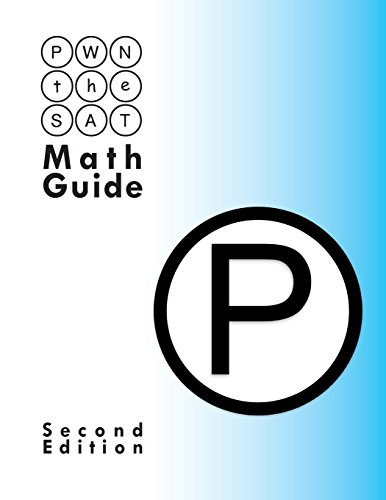 9781481883344: PWN the SAT: Math Guide