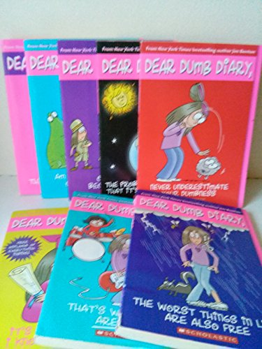 9781481889902: Dear Dumb Diary Collection: Never Underestimate Your Dumbness; Let's Pretend This Never Happened; It's Not My Fault I Know Everything; That's What Friends Are For; and the Worst Things in Life Are Also Free; Okay, so Maybe I Do Have Superpower (Book Sets for Kids: Grade 3 - 5)