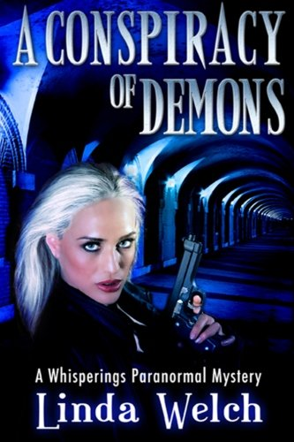 9781481890724: A Conspiracy of Demons: A Whisperings Mystery