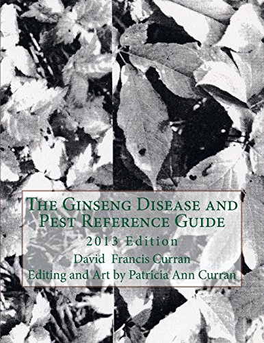 9781481894159: The Ginseng Disease and Pest Reference Guide