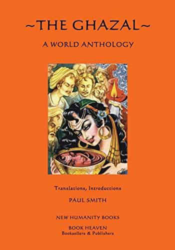 9781481895187: The Ghazal: A World Anthology