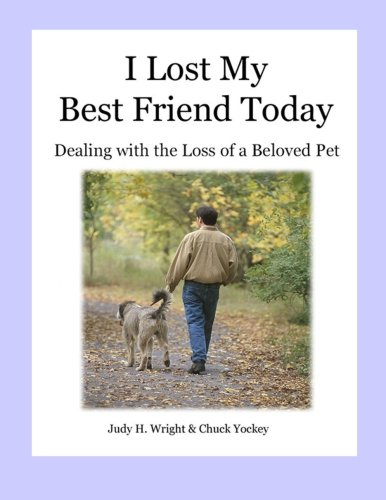 9781481897747: I Lost My Best Friend Today: Dealing with the loss of a beloved pet