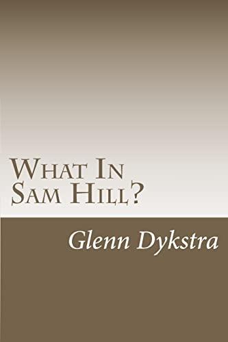 What in Sam Hill?: The Mayflower Finder: MR Glenn Andrew