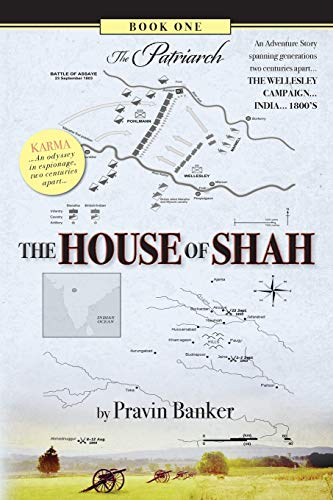 9781481905206: The Patriarch (The House of Shah)