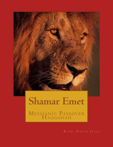 9781481906029: Shamar Emet: Messianic Passover Haggadah
