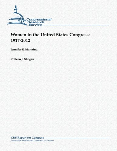9781481907651: Women in the United States Congress: 1917-2012
