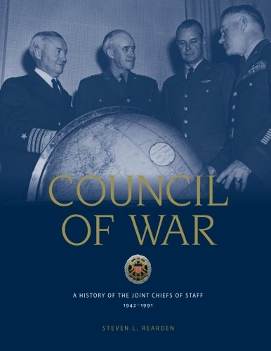 9781481911665: Council of War: A History of the Joint Chiefs of Staff, 1942-1991