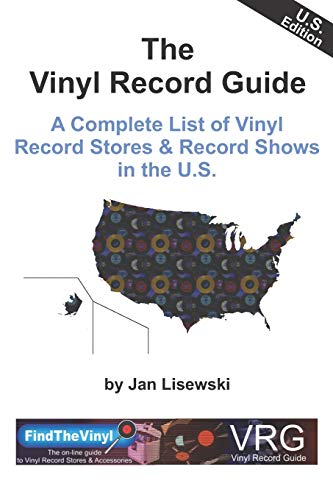 The Vinyl Record Guide: Lisewski, Mr Jan J