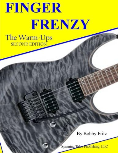 9781481917698: Finger Frenzy- The Warm-Ups