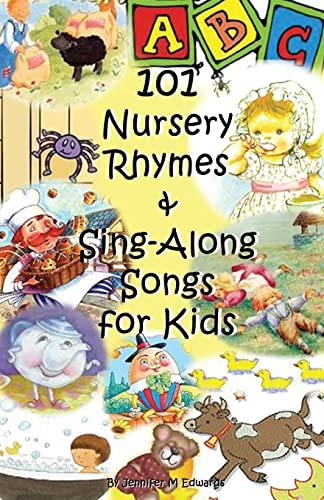 9781481922531: 101 Nursery Rhymes & Sing-Along Songs for Kids