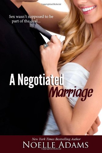 9781481922722: A Negotiated Marriage