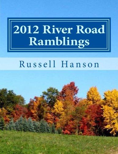 9781481923514: 2012 River Road Ramblings
