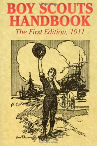 9781481927628: Boy Scouts Handbook (The First Edition), 1911
