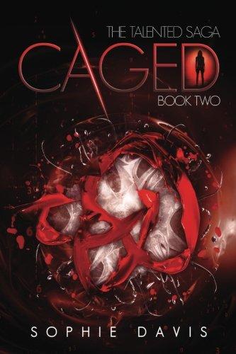 9781481932868: Caged (Talented Saga)