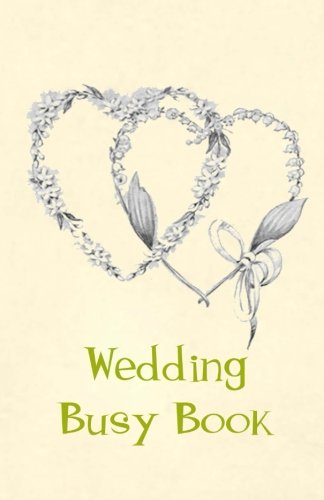 9781481934732: Wedding Busy Book