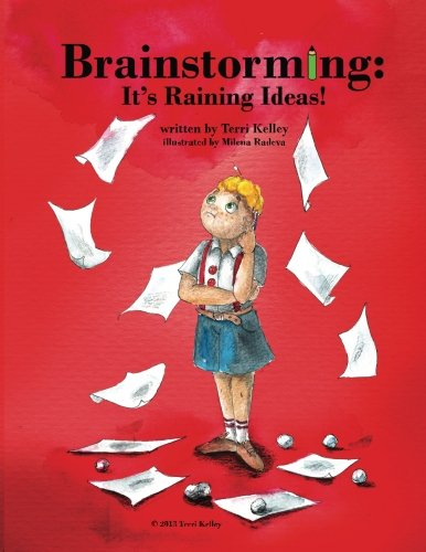 9781481950879: Brainstorming: It's Raining Ideas! (Writing is a Process) (Volume 2)