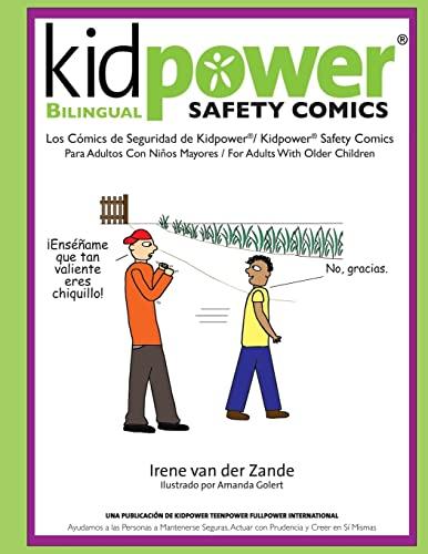 9781481954389: Kidpower Bi-Lingual Safety Comics: Los Comics de Seguridad Para Adultos Con Ninos Mayores