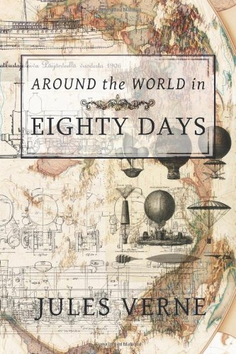 9781481954778: Around the World In Eighty Days