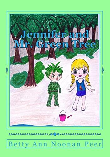 9781481960168: Jennifer and Mr. Green Tree (Adventures with Jennifer)