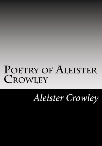 9781481964319: Poetry of Aleister Crowley