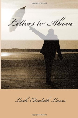 9781481974448: Letters to Above