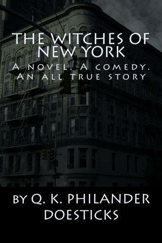 9781481974479: The Witches of New York