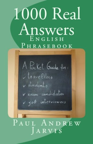 9781481978705: 1000 Real Answers: English Phrasebook