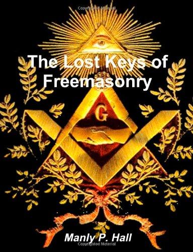 9781481979030: The Lost Keys of Freemasonry